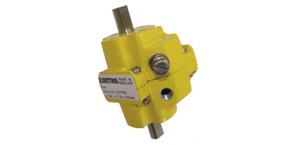 Actionneur pneumatique double effet 0M0-100