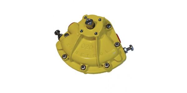 Actionneur pneumatique double effet 024-100