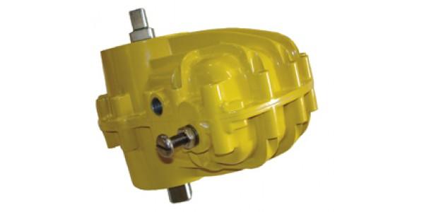 Actionneur pneumatique double effet 124-100