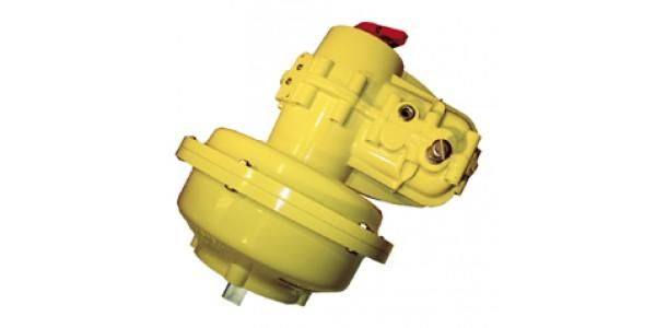 Actionneur pneumatique simple effet 124-120