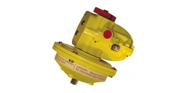 Actionneur pneumatique simple effet 034-120