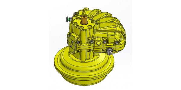 Actionneur pneumatique simple effet 084-120