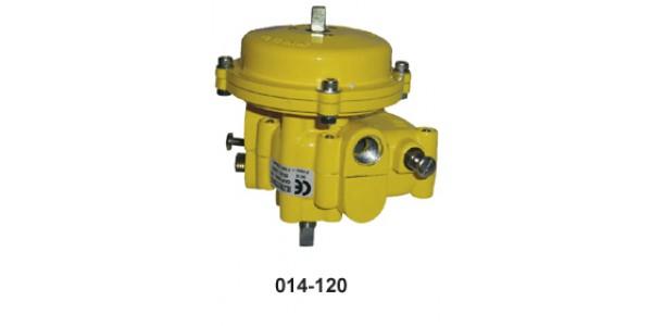Actionneur pneumatique simple effet 014-120