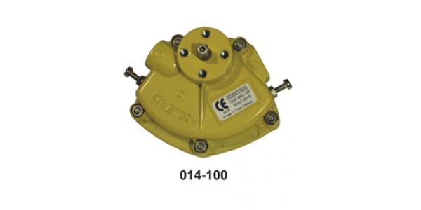 Actionneur pneumatique double effet 014-100