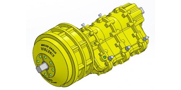Actionneur pneumatique simple effet 304-120