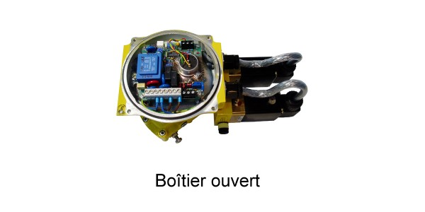 Boîtier 3P (ancienne version)